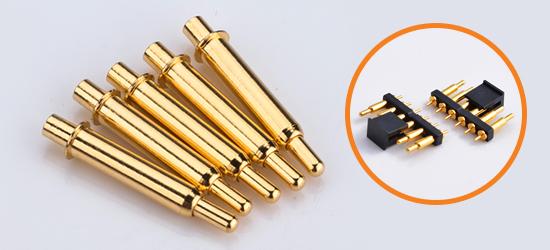 弹簧顶针在空间利用的选择性