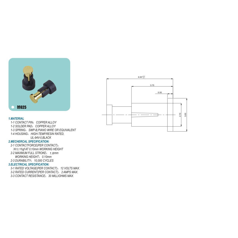 弹簧针在电镀中的不良原因(图1)